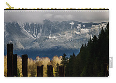 Potential - Landscape Photography Carry-all Pouch by Jordan Blackstone