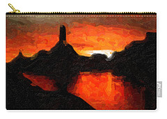 Powell Sunset Carry-all Pouch