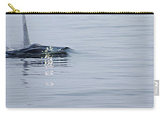 Carry-all Pouch featuring the photograph Power In Motion by Marilyn Wilson