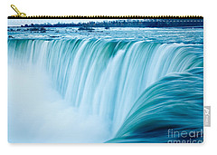 Power Of Niagara Falls Carry-all Pouch