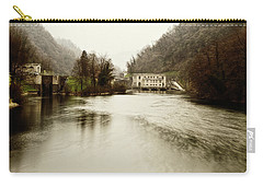 Power Plant On River Carry-all Pouch