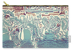 Powwow Shadows Carry-all Pouch