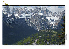 Pradel And  Brenta Peaks - Italy Carry-all Pouch