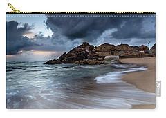 Praia Formosa Carry-all Pouch