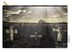 Prairie Graves Carry-all Pouch