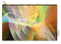 Carry-all Pouch featuring the digital art Praise by Margie Chapman