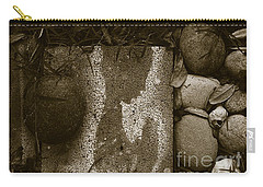 Carry-all Pouch featuring the photograph Prayers by Fei A