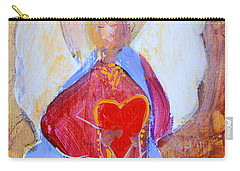 Precious Heart Angel Carry-all Pouch