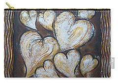 Precious Hearts 301110 Carry-all Pouch