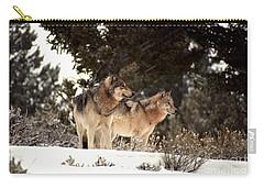 Predators Carry-all Pouch by Sharon Elliott