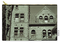 Preston Castle Tower Carry-all Pouch by Holly Blunkall