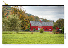 Prettiest Barn In Vermont Carry-all Pouch