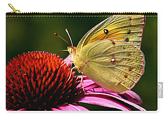 Pretty As A Butterfly Carry-all Pouch