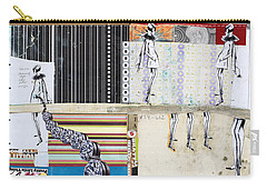 Pretty Little Things Carry-all Pouch by Michel Keck