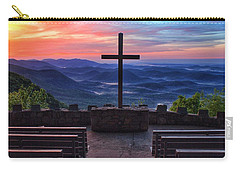 Pretty Place Chapel Sunrise Carry-all Pouch