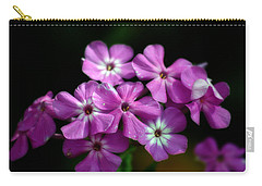 Pretty Purple Carry-all Pouch