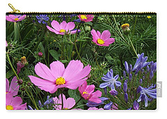 Pretty Spring Carry-all Pouch