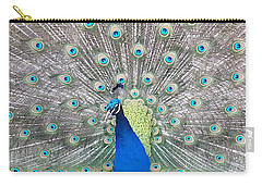 Carry-all Pouch featuring the photograph Pride by Caryl J Bohn