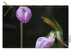 Prince Edward Island Lady Slippers Carry-all Pouch