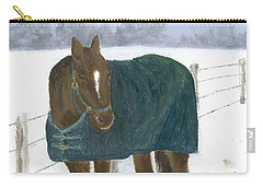 Prince Seasons Greetings Carry-all Pouch