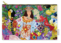 Princess Guajira Carry-all Pouch