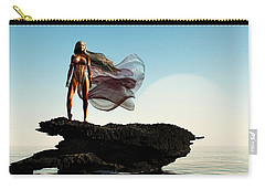 Princess Of Mars... Carry-all Pouch by Tim Fillingim