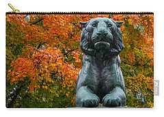 Princeton Panther Carry-all Pouch by Glenn DiPaola