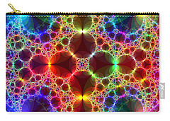 Prism Bubbles Carry-all Pouch