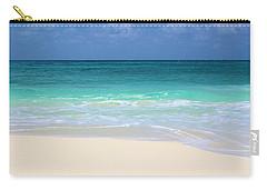 Pristine Beach Cancun Carry-all Pouch