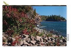 Pristine Shoreline Carry-all Pouch