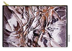 Profile Abstracted Carry-all Pouch