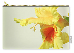 Profiling Glady Carry-all Pouch by Deborah  Crew-Johnson