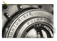 Prontor Svs Carry-all Pouch by Scott Norris