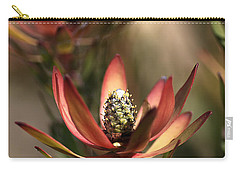 Protea  Carry-all Pouch by Joy Watson