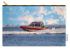 Protecting Our Waters - Coast Guard Carry-all Pouch