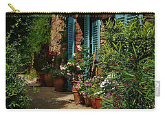 Provencal Alley Carry-all Pouch