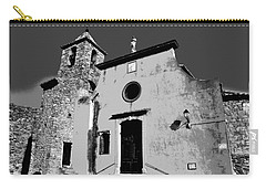 Provencal Church  Carry-all Pouch