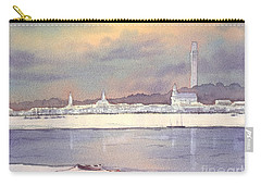 Provincetown Evening Lights Carry-all Pouch