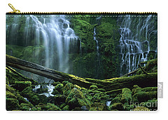 Proxy Falls Carry-all Pouch by Bob Christopher