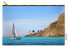 Pt Loma - San Diego Bay Carry-all Pouch