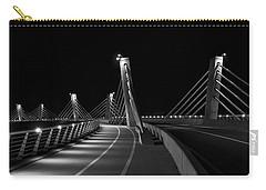 Ptuj Bridge Bw Carry-all Pouch