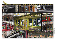 Pubs Of Dublin Carry-all Pouch