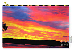 Puget Sound Colors Carry-all Pouch