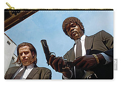 Pulp Fiction Artwork 1 Carry-all Pouch