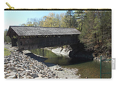 Pumping Station Covered Bridge Carry-all Pouch