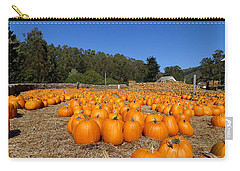 Pumpkin Farm Carry-all Pouch