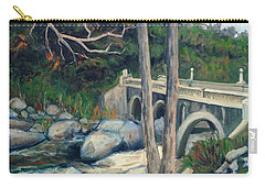 Pumpkin Hollow Bridge Carry-all Pouch