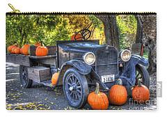 Pumpkin Hoopie Carry-all Pouch