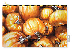 Pumpkin Palooza Carry-all Pouch