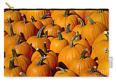 Pumpkins Carry-all Pouch by Anthony Sacco